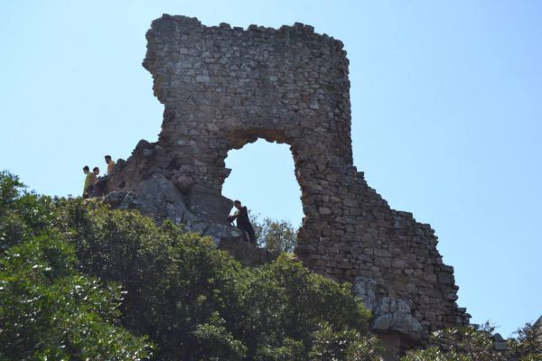 Castillo de Torre Alver